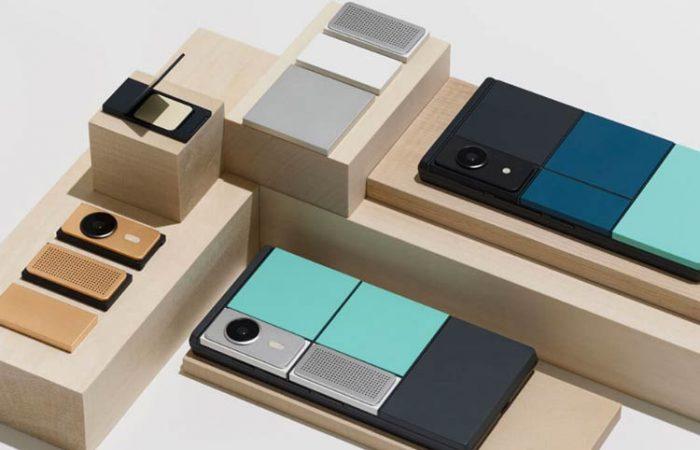 Móvil modular Google