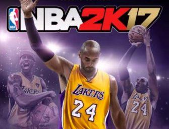 El nuevo NBA2K17, una doble edición con Gasol y Bryant