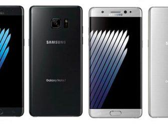Pérdidas millonarias para Samsung por el caso Note 7