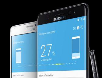 Samsung paraliza la producción de los Galaxy Note 7
