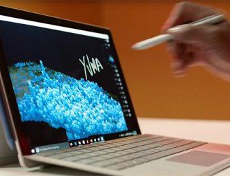 Microsoft ridiculiza las pantallas no táctiles de los Macbook