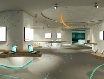 Telefónica abre un macroespacio interactivo sobre transformación digital
