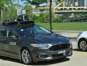 El primer Uber sin conductor circula por San Francisco sin aviso