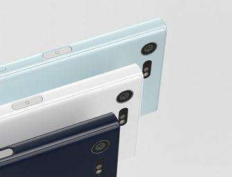 """El Sony Xperia X Compact se presenta como el """"hermano"""" pequeño de la familia"""