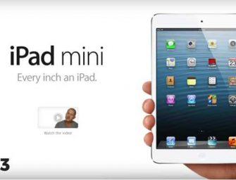 En 3 minutos usuario resume la historia de Apple.com