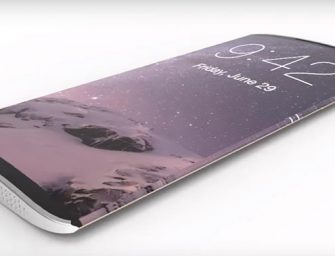 El iPhone 8 planea su cambio al acero inoxidable