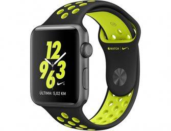 Apple confirma el precio y la fecha de la versión Nike de su smartwatch
