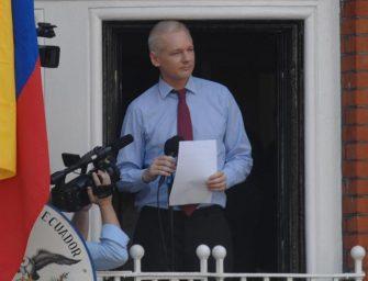 Ecuador cortó Internet a Assange para no estorbar en las elecciones de EE.UU.