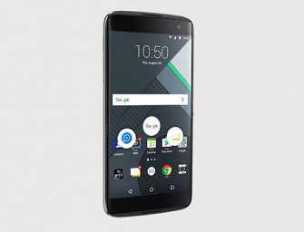 Blackberry se despide con su último móvil, el DTEK60