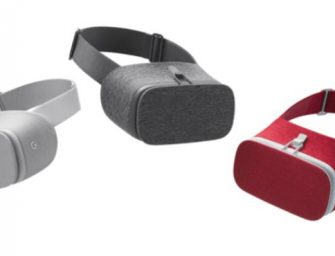 Daydream View, la realidad virtual de 'seda' por Google