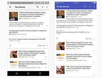 Google identifica las noticias reales y las separa de las falsas
