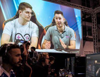 Los eSports se convierten en parte importante de la Madrid Gaming Experience