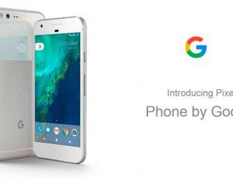 En directo: Pixel y todas las novedades de Google