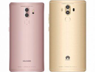 Huawei Mate 9, ¿el móvil más caro del mundo?