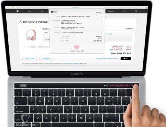 Apple filtra el look del nuevo Macbook Pro y confirma la barra OLED táctil