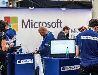 Microsoft piensa en la IA como el motor de la Transformación Digital