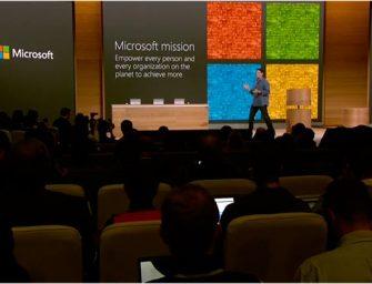 Microsoft muestra lo que se puede hacer con el 'nuevo' Windows 10