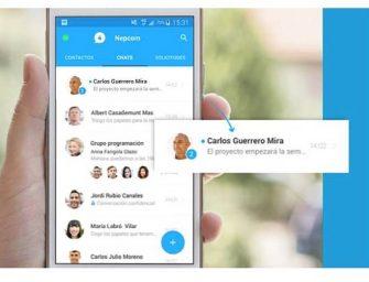 Nepcom, el Snapchat del mundo empresarial