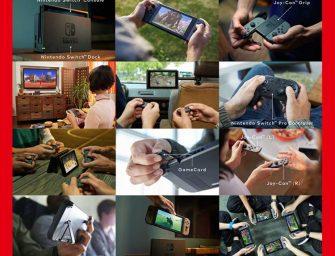 Los primeros precios filtrados de Nintendo Switch la sitúan como la más cara