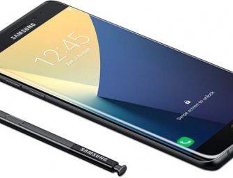 Samsung condenó a sufrimiento eterno al Galaxy Note 7 con dos fallos graves en su batería