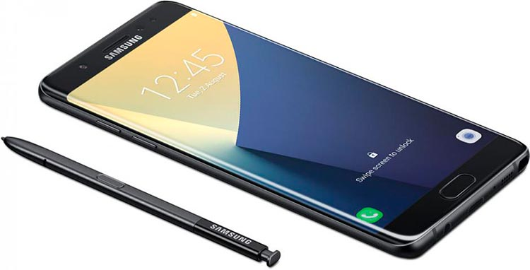 Los usuarios del Galaxy Note 7 se pasan al iPhone