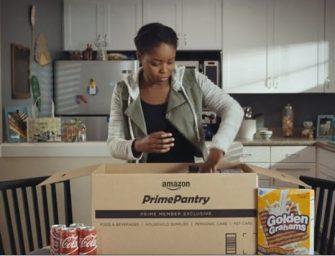 Los grandes hipermercados españoles tienen un nuevo rival: Amazon Pantry