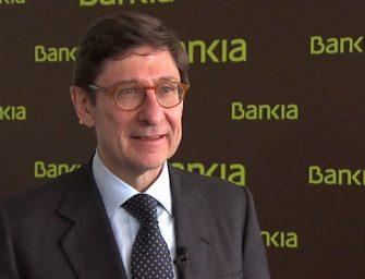 """José Ignacio Goirigolzarri: """"La relación de la tecnología con la banca siempre ha sido compleja"""""""