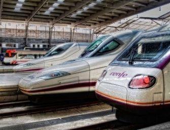 Los trenes detectarán el estrés de los viajeros que van de pie