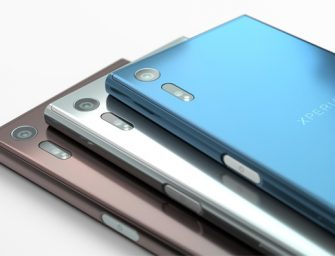 Filtrada la apariencia del Sony Xperia X para el 2017