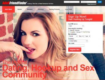 Un ataque a AdultFriendFinder muestra las estúpidas contraseñas de 400 millones de personas