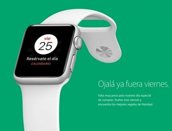 Apple crea expectación con el anuncio de su Black Friday