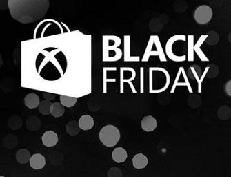 Las ofertas del Black Friday llegan anticipadamente a Xbox One y Xbox 360
