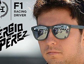 Hawkers crea la Fundación Querido Sergio y vende todas las gafas de 'Checo' Pérez