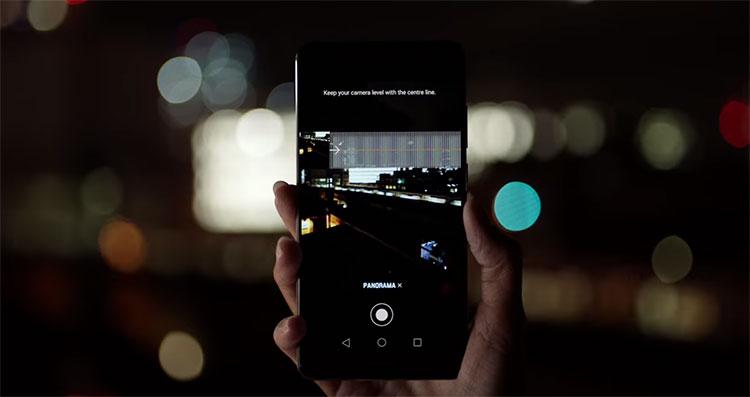 Huawei Mate 9, el móvil gigante