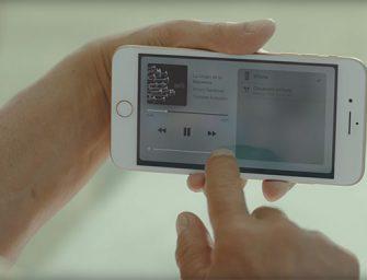 Apple insiste en la resistencia al agua del iPhone 7 en un nuevo anuncio