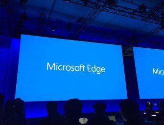 La llegada del nuevo año sienta bien a Microsoft Edge