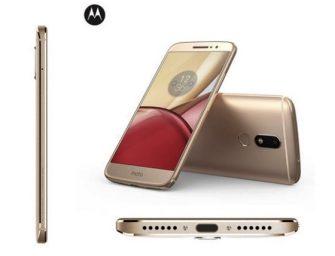 Motorola regresa al ruedo con el Moto M junto a Lenovo