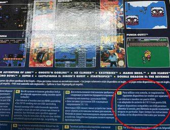 Nintendo, se te ha olvidado el adaptador… otra vez