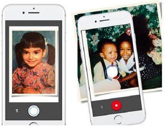 Photoscan: Google convierte cualquier móvil en un escáner digital