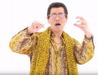 Pikotaro asegura no haber recibido ni un céntimo de su éxito en Youtube 'Apple Pen'