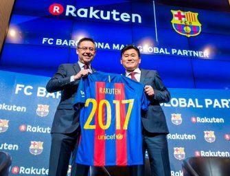 El Sol Naciente brillará con fuerza en la camiseta del Barça