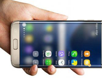 Android Nougat baja la resolución por defecto de los Galaxy S7