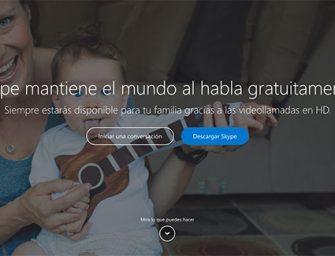 Skype se convierte en un chat público y recupera el espíritu de IRC