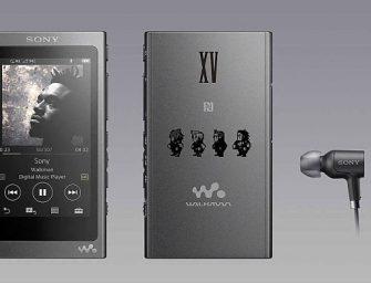 Sony presenta una nueva línea de audio basada en Final Fantasy XV