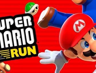 Super Mario Run llegará a Android en marzo