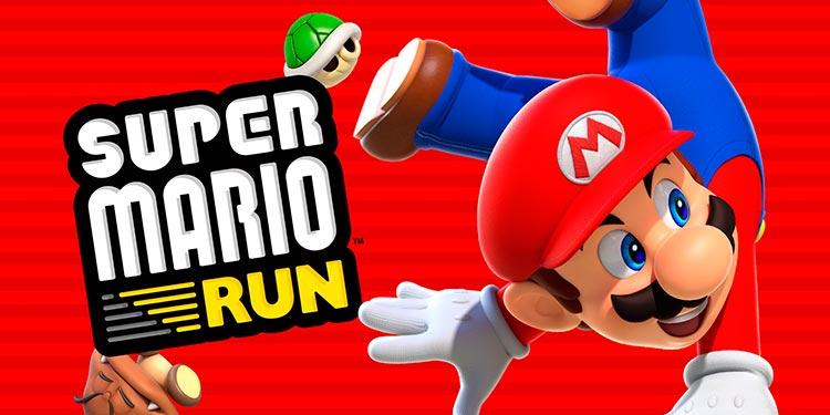 Fecha de lanzamiento de Super Mario Run