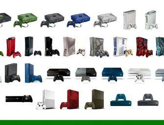 Microsoft se va de celebración: 15 años de Xbox en imágenes