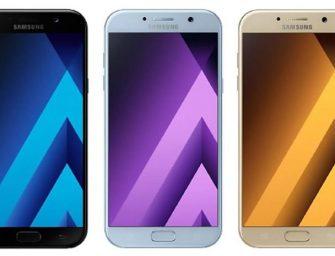 Una nueva filtración revela el 'look' del Samsung Galaxy A5