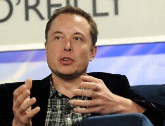 Elon Musk, elegido líder tecnológico más admirado