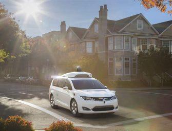 El nuevo coche autónomo de Google espera en la línea de salida